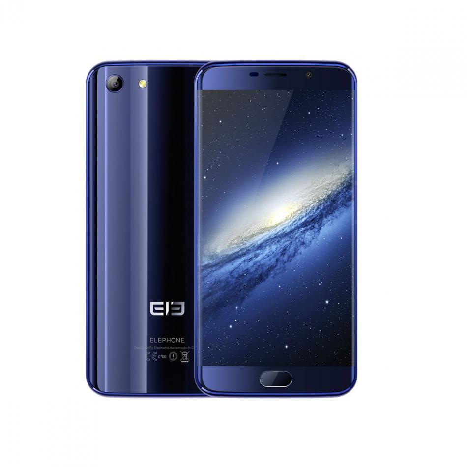 Elephone S7 blue