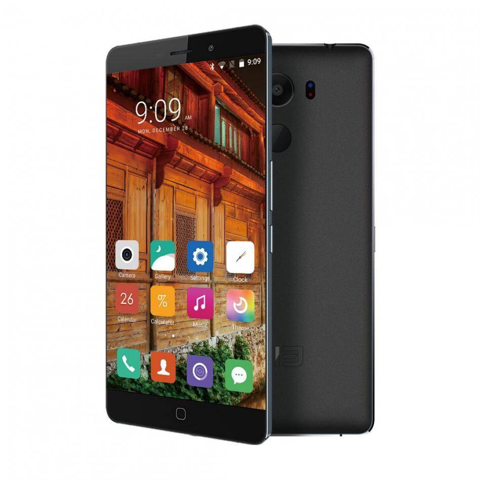 Elephone P9000 Edge black
