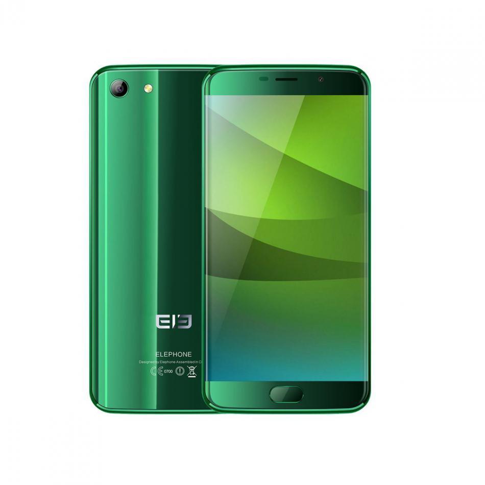 Elephone S7 green